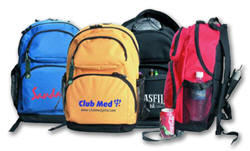 Custom Printed Bags, Portfolios and Backpacks